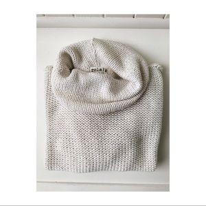 Relais Cowl Neck Sweater
